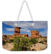 Utah Canyonlands Weekender Tote Bag