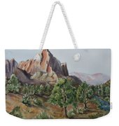 Utah Valley Weekender Tote Bag