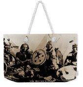 Ute Tribe In Council Weekender Tote Bag