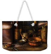 Utensils - Colonial Utensils Weekender Tote Bag