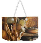 Utensils - Remembering Momma Weekender Tote Bag