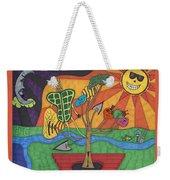 Jealous Moon Weekender Tote Bag