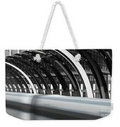 Utopia Station Weekender Tote Bag