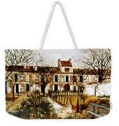Utrillo: Montmagny, 1908-9 Weekender Tote Bag