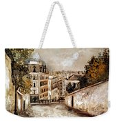 Utrillo: Montmartre, 20th C Weekender Tote Bag