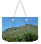 V For Virginia City Nv Mail Drop Weekender Tote Bag