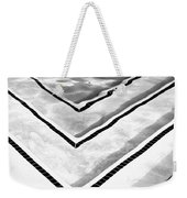 V Shape Palm Springs Weekender Tote Bag
