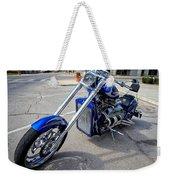 V8 Chopper Weekender Tote Bag