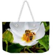 Vacaville Honey Bee Weekender Tote Bag