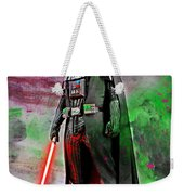 Vader Abstract Weekender Tote Bag