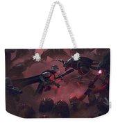 Vader Vs Aliens 1 Weekender Tote Bag