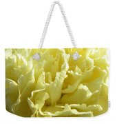 Waves Of Light Weekender Tote Bag