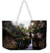 Val Rea Waterfalls Weekender Tote Bag