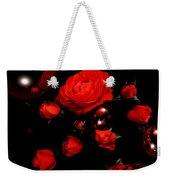 Valentine - Roses Weekender Tote Bag