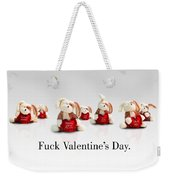Valentine's Day Weekender Tote Bag