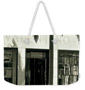 Valentino On Rodeo Drive Weekender Tote Bag
