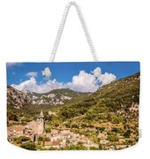 Valldemossa View From The Town Weekender Tote Bag