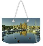 Valletta Reflected  Weekender Tote Bag