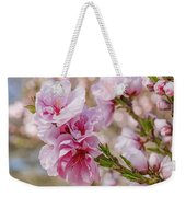 Valley Blossoms Weekender Tote Bag