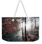 Valley Creek Sunrise Weekender Tote Bag