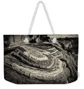 Valley Of Fire 3158 Weekender Tote Bag