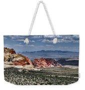 Valley Of Fire Iv Weekender Tote Bag
