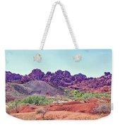 Valley Of Fire State Park, Nevada Weekender Tote Bag