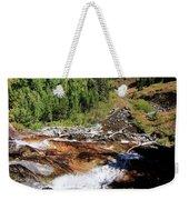 Valley Of Streams  Weekender Tote Bag by Sean Sarsfield