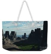 Valley Of The Kings Weekender Tote Bag