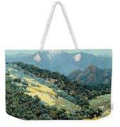 Valley Splendor Weekender Tote Bag