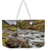 Valley Stream Weekender Tote Bag