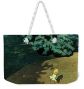 Valloton: Balloon, 1899 Weekender Tote Bag