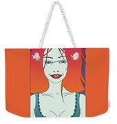 Vamp Weekender Tote Bag