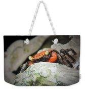 Vampire Crab Weekender Tote Bag