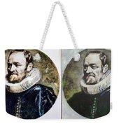 Van Dyck Nicholas Rockox Weekender Tote Bag