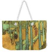 Van Gogh: Alyscamps, 1888 Weekender Tote Bag