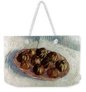 Van Gogh: Apples, 1887 Weekender Tote Bag