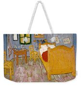 Van Gogh: Bedroom, 1888 Weekender Tote Bag
