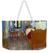 Van Gogh: Bedroom, 1889 Weekender Tote Bag