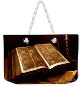 Van Gogh: Bible, 1885 Weekender Tote Bag