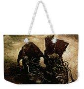 Van Gogh Boots 1886 Weekender Tote Bag