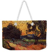 Van Gogh: Castle, 1890 Weekender Tote Bag