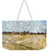 Van Gogh: Fields, 1888 Weekender Tote Bag