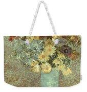 Van Gogh: Flowers, 1887 Weekender Tote Bag