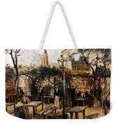 Van Gogh: Guingette, 1886 Weekender Tote Bag