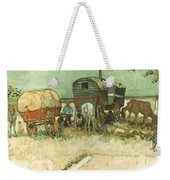Van Gogh: Gypsies, 1888 Weekender Tote Bag