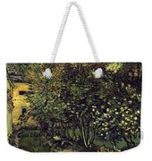 Van Gogh: Hospital, 1889 Weekender Tote Bag
