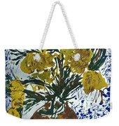 Van Gogh Weekender Tote Bag