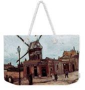 Van Gogh: La Moulin, 1886 Weekender Tote Bag