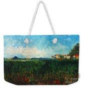 Van Gogh: Landscape, 1888 Weekender Tote Bag